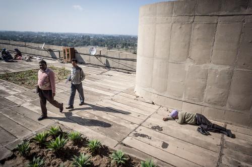 Sztuka i życie zaklęte w betonie // Chandigarh #013
