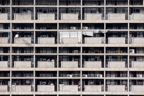 Sztuka i życie zaklęte w betonie // Chandigarh #012